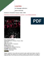 Antichrist Di Lars Von Trier1