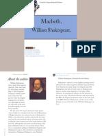 Macbeth (Ingles)