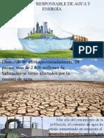 CONSUMO RESPONSABLE DEL AGUA Y LA ENERGÍA (1)