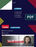 Salon Virtuel Aide Visiteurs