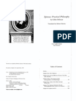 Deleuze - 1988 - Spinoza - Practical Philosophy