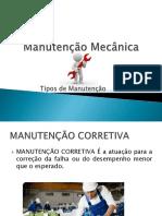 Aula 02 -Tipos de Manutenção- Corretiva