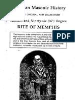 Egyptian Rite of Memphis