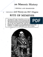 Egyptian Rite of Memphis