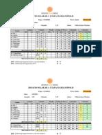 DSB2011 Floripa - Planilha de resultados 17.02.2011