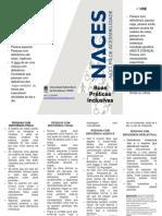 Boas Práticas Inclusivas NACES Núcleo de Acessibilidade UFRPE.pdf