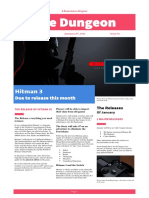 The Dungeon Issue #1