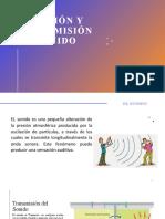 MEDICIÓN Y TRANSMISIÓN DE SONIDO