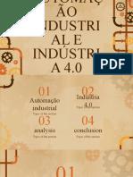 Automação Industrial e Indústria 4.0