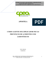Apostila Agente Multiplicador NR 31.8