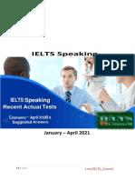 IELTS Sepaking Actual IELTS_Council