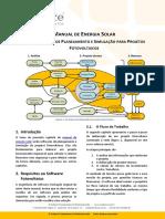 Energia solar softwares