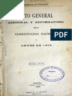 1908. Reforma constitucional. Leyes.pdf