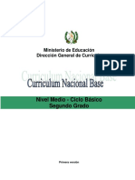 CNB - Segundo Básico 2010