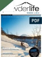 Powderlife Magazine Issue no. 33