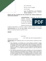 SE APERSONA A LA INSTANCIA, SEÑALO DOMICILIO PROCESAL Y DESIGNO ABOGADO DEFENSOR