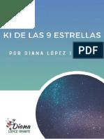 Ki de las 9 estrellas - Diana López Iriarte