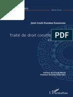 Traité de droit constitutionnel congolais