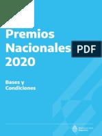 Premio nacional 2020