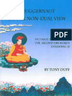 Tony Duff - A Juggernaut of the Non-Dual View.pdf