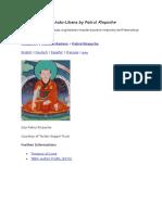 # - A Meditação que Auto-Libera (Self-Liberating Meditation) by Patrul Rinpoche - Eng & Port. -37 pgs