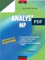Analyse MP  cours, méthodes et exercices corrigés by Monier, Jean-Marie (z-lib.org).pdf