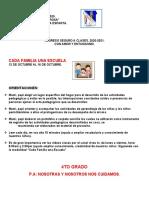 4TO GRADO TARDE - SEMANA 12-10