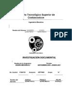 Investigacion Documental UNIDAD 5 DISEÑO MECANICO 2