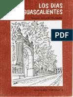 Acevedo Escobedo-Los Días de Aguascalientes (3a. Ed.)