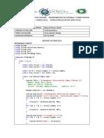 Practica 34. Ordenamiento por Intercalación Simple (Metodo 2)