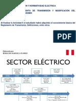 6 Reglamento de Transmisión Eléctrica