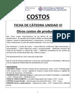 6 - Ficha Bibliográfica - Unidad 6 - Otros Costos de Producción