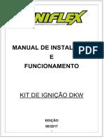 MANUAL DE INSTALAÇÃO E FUNCIONAMENTO KIT DE IGNIÇÃO DKW