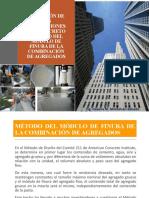 14S. SELECCIÓN DE PROPORCIONES DEL CONCRETO MÉTODO DE MÓDULO DE FINURA DE LA COMBINACION DE AGREGADOS