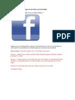 Elimina el Fondo Negro de las Fotos en Facebook