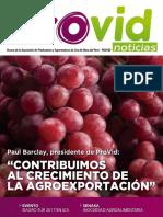 Revista16 contribuimos al crecimiento de la agroexportacion