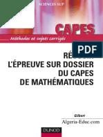 Gilbert Julia - Réussir l'épreuve sur dossier du CAPES de mathématiques-Dunod (2008)[BIBLIO-SCIENCEPDF.BLOGSPOT.COM].pdf