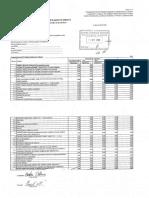 Raportul financiar al lui Octavian Țîcu (3–4 septembrie 2020)