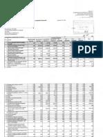 Raportul financiar al lui Octavian Țîcu (24–30 octombrie 2020)