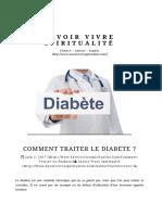 Comment traiter le diabète ? ⋆ Savoir Vivre Spiritualité.pdf