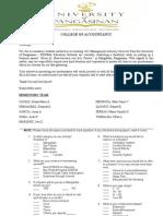 Dementors' Team Survey Questinnaire for Feasibility Study of HEAT