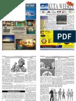 "Kuta Weekly-Edition 221 ""Bali""s Premier Weekly Newspaper"""
