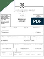 PHF Form_IOM