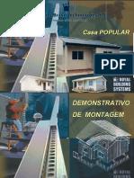 Sequencia Montagem casas populares