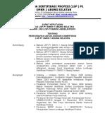 13.b Penetapan Dan Persyaratan Asesor Lsp