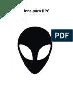 Aliens RPG