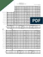Valentini Sonata a 5 - Score and Parts