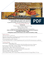 Musica Sacra Florida Conference