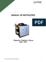 Manual Disjuntor Hyundai HAF_HVF
