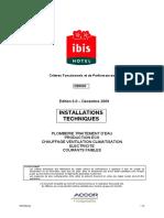 IBI_WF_DB3000_INSTALLATIONS_TECHNIQUES V6 Dec 09